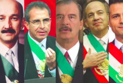 Ya es oficial, no más pensiones a expresidentes