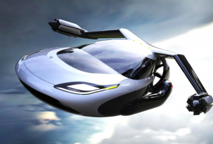 Autos voladores el nuevo paso en la movilidad humana