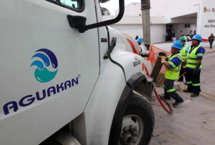 Obras en infraestructura hidráulica dejará sin agua a varias colonias de Cancún