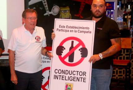 """Inicia la campaña """"Conductor Inteligente"""""""