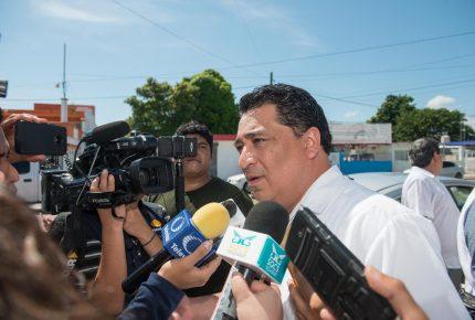 En seguridad, todos debemos cerrar filas: Eduardo Martínez Arcila
