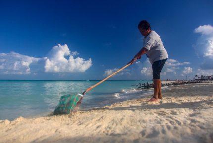 Trabaja gobierno de #JuanCarrillo por segunda playa Blue Flag