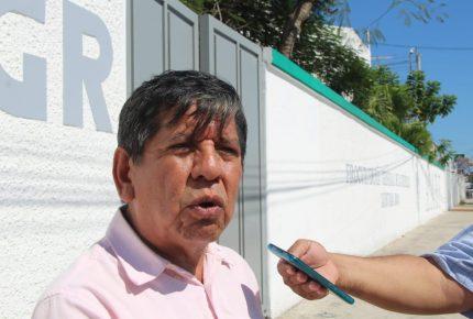 Denuncia ante PGR Héctor Valdés ataques a la libertad de expresión