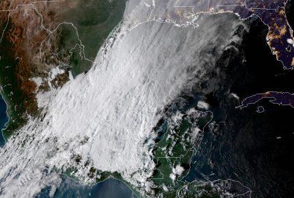Se mantiene el pronóstico de lluvias fuerte por influencia del Frente Frío 10