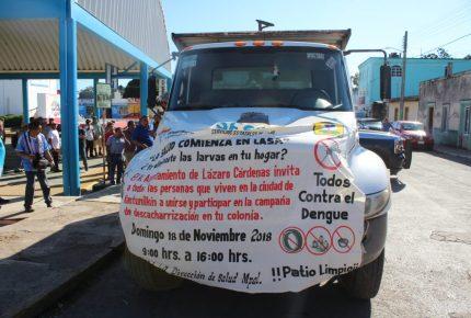 Prevención del dengue compromiso de todos