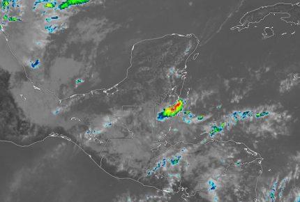 Se pronostican condiciones calurosas y bajo potencial de lluvias para los próximos días.