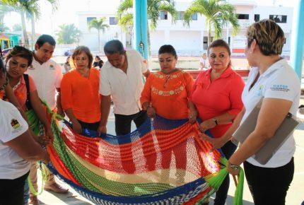 DIF municipal promueve Día Naranja para eliminar violencia contra la mujer