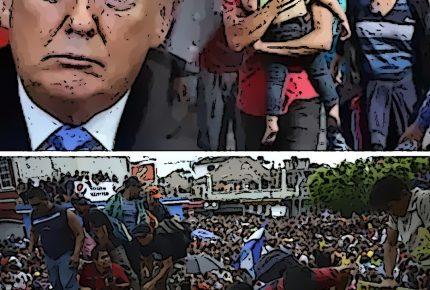 Autoriza #Trump #fuerzaletal contra los #migrantes