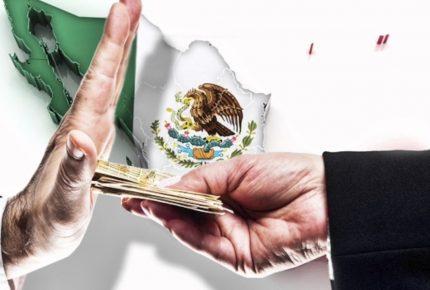 México en el listado 135 de países más corruptos: Ricardo Salgado Perrilliat