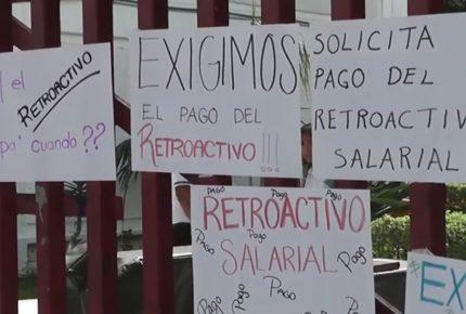 9 mil alumnos sin clases por paros escalonados de Cecyte de Cancún
