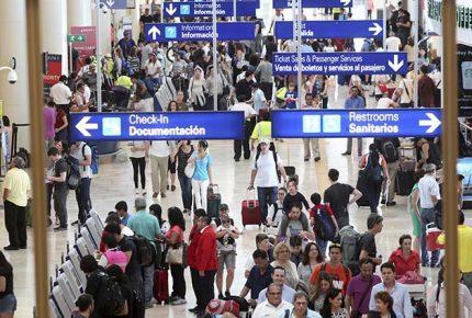 A fin de año arribará a Cancún el pasajero 25 millones