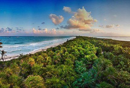 Antes de finalizar el año programa de manejo de la Reserva de la Biosfera del Caribe Mexicano