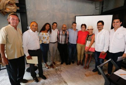 Presentan el programa #JóvenesConstruyendoelFuturo