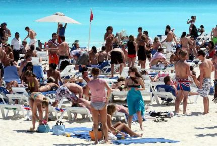 Turismo tabla salvadora ante consultivitis, CCE del Caribe