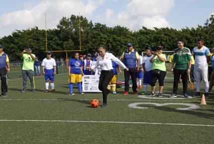 Más infraestructura deportiva necesaria para la juventud: Mara