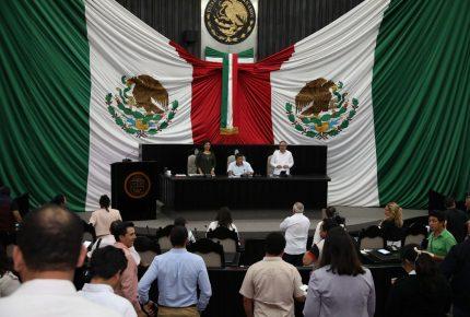 Recibe Congreso terna de aspirantes al cargo de Fiscal General del Estado