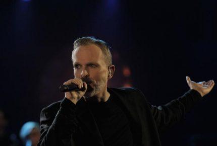 Miguel Bosé cantará el 7 de diciembre en Melody Marker Cancún