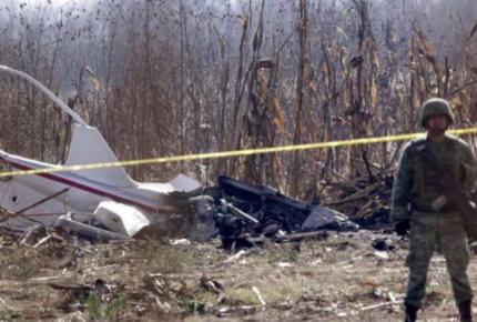 Accidente aéreo donde murió Moreno Valle y su esposa fue inusual: SCT