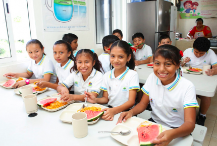 Buscan fortalecer la calidad nutricional con el  proyecto piloto Dif-Fruta