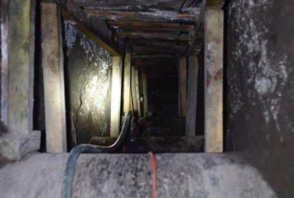 Pemex descubre cinco ductos de Azcapotzalco hasta la Ciudad de México