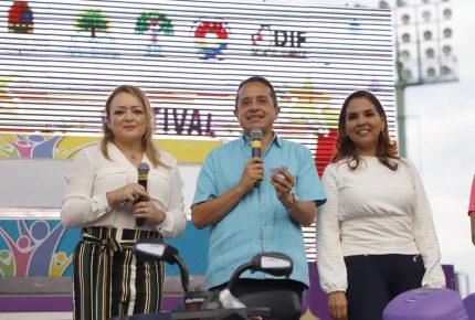 Festival del Día de Reyes fomenta unidad familiae: Mara