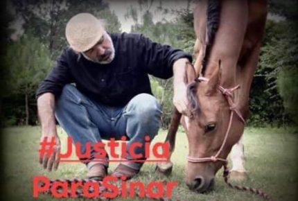 Asesinato del activista y defensor de derechos humanos #SinarCorzo