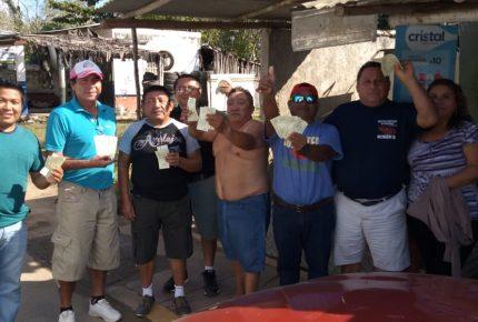 Apoyar y promover actividades deportivas prioridad de Nivardo Mena en Lázaro Cárdenas