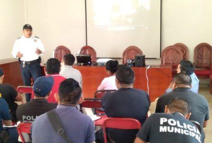 Comienza la formación para Policías Turísticos en el municipio de Lázaro Cárdenas