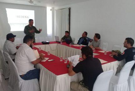 Proteción Civil de Lázaro Cárdenas preparados para el 2019
