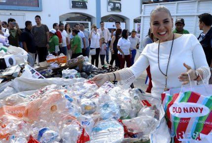 Reinicia gobierno de Mara programa reciclatón 2019