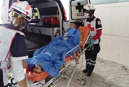 Tres heridos en balacera en Región 219