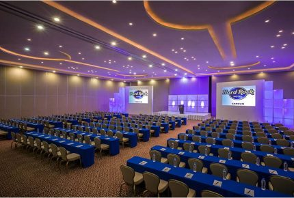 Cancun Center recibió a más de ocho mil participantes en Congresos