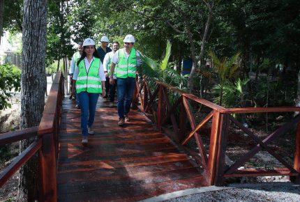 Fomenta gobierno de Laura conciencia ecológica y sustentabilidad