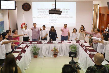 Ponen orden a dependencias del gobierno de Cancún