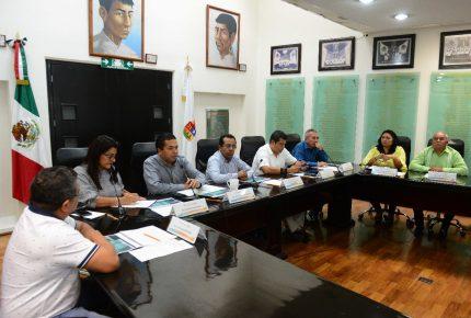 Se reúne Auditor Superior del Estado con legisladores, para conocer avance de investigaciones