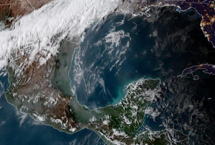 Frente Frío 36 traerá lluvias a Cancún