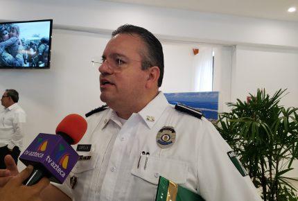 No bajaremos la guardia contra el crimen organizado: Capella