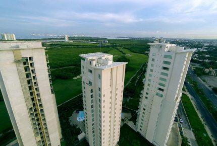 Invierten más de mil millones de pesos en el proyecto X Towers
