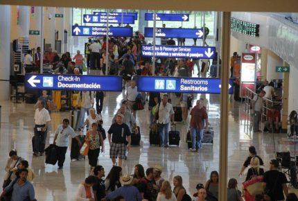 El Caribe mexicano recibió 14 millones 279 mil turistas en el 2018