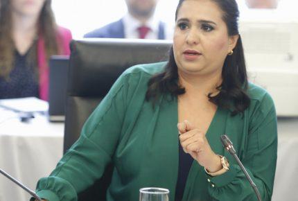 """Necesaria presencia de más elementos policiales en Cancún"""" Mayuli Martínez"""