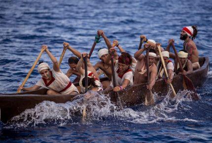 380 canoeros participarán en  13ª. edición de la Travesía Sagrada Maya los días 17 y 18 de mayo