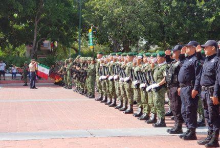 Exhorta el ejército mexicano a los jóvenes a ingresa a la Guardia Nacional