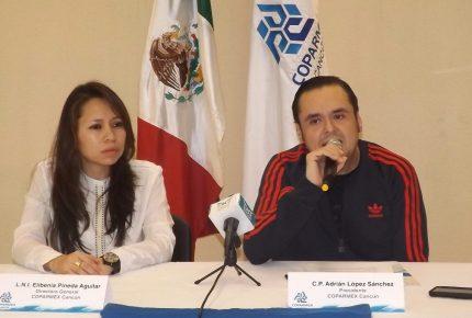 Revocación de mandato jugada tramposa de Amlo: Coparmex Cancún