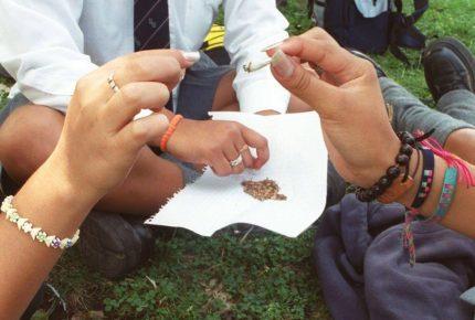 Alto índice de jarabes y tranquilizantes entre los niños