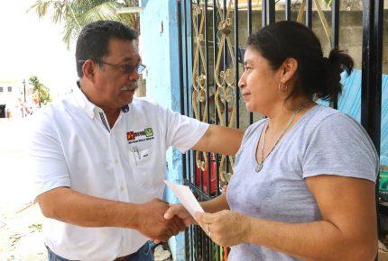 »No más corrupción e impunidad en Quintana Roo: Hernán Villatoro