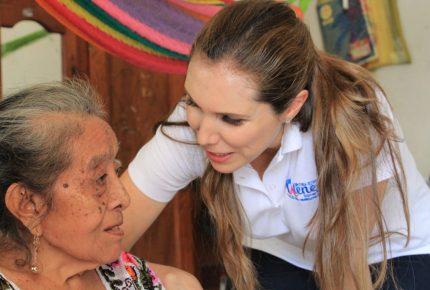 Transparentar recursos se comprometió Atenea Gómez