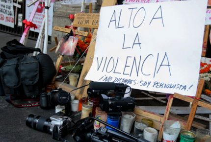 Se diversifican las fuentes de riesgo para los periodistas de Quintana Roo