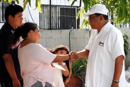 Legislar a favor de los jóvenes, prioridad de Hernán Villatoro