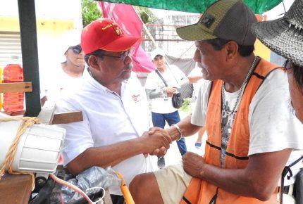 Cerrará filas Hernán Villatoro contra la corrupción e impunidad
