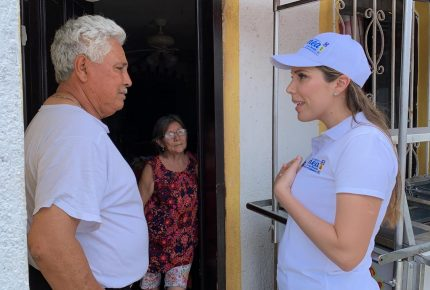 Mejorar servicios de salud prioridad legislativa de Atenea Gómez